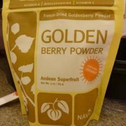 Navitas Naturals Goldenberries Powder Review