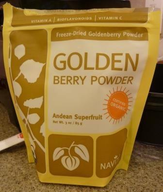 Navitas Naturals Golden Berry Powder Review