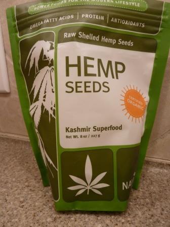 Navitas Naturals Hemp Seed Review
