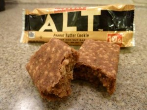 Larabar ALT Peanut Butter Cookie Review