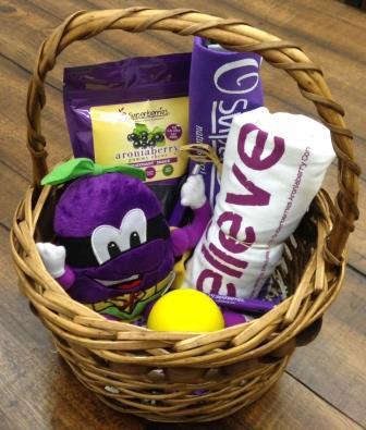 Superberries Giveaway on Antioxidant-fruits.com November 2013