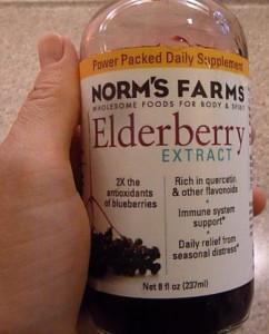 Norm's Farms Elderberry Extract
