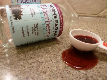 Norm's Farms Elderberry Wellness Syrup Review3