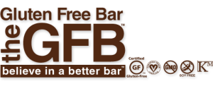 The Gluten Free Bar GFB Logo