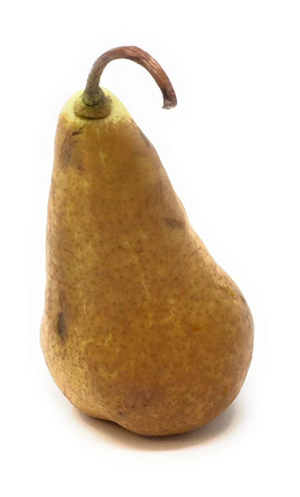 Pear Bosc Whole Trade Guarantee Organic