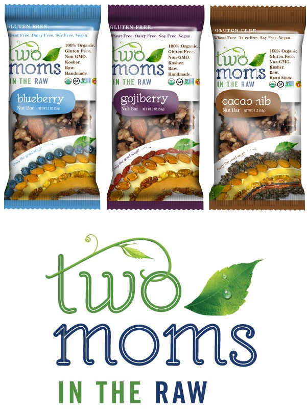 Two Moms in the Raw Nut Bars BONUS Giveaway