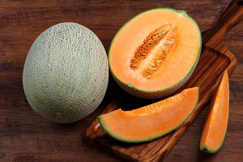 Hales Best Jumbo Cantaloupe Seeds - Non-GMO - 5 Grams, Approximately 170 Seeds