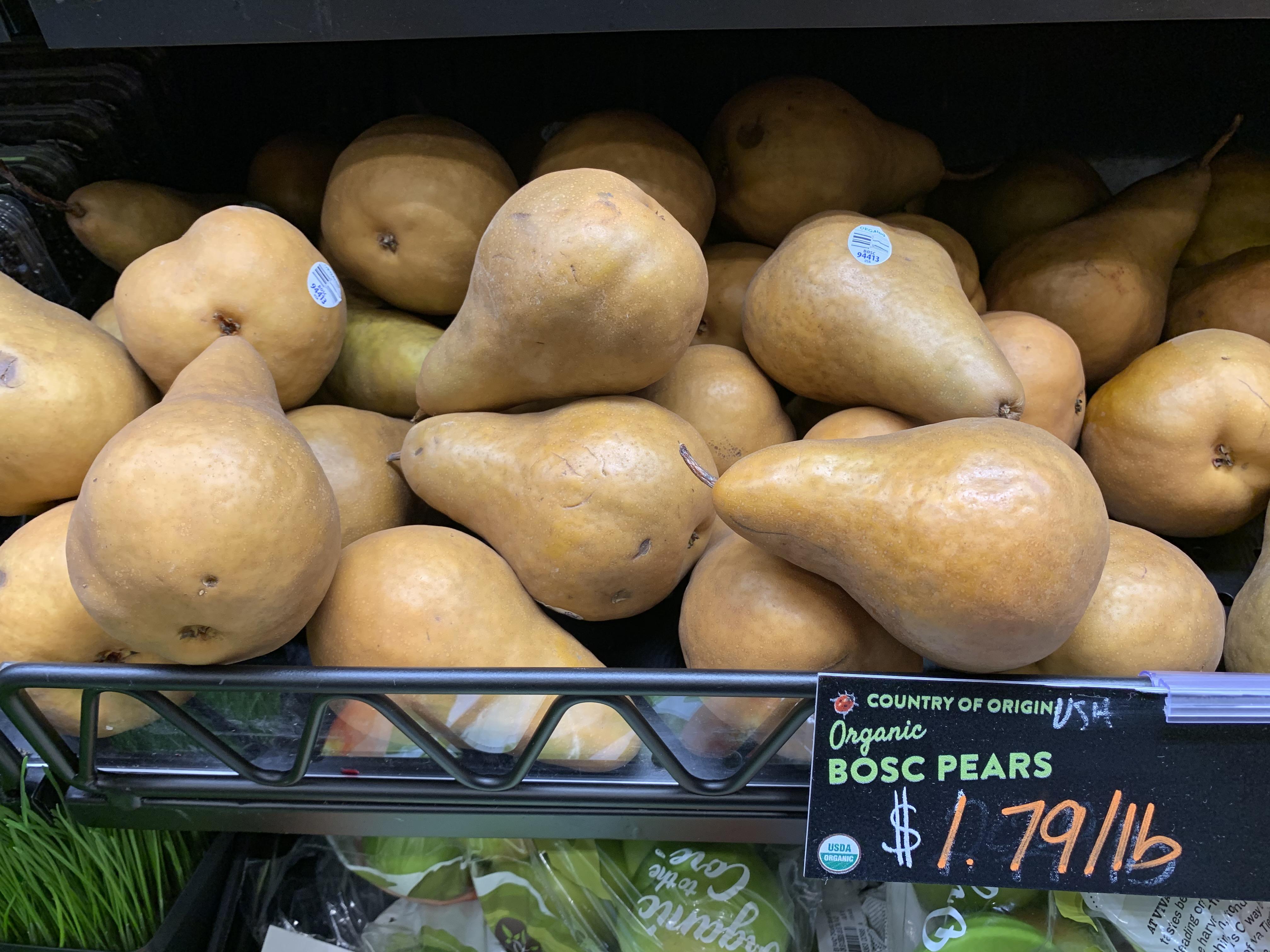 Bosc Pears IMG_9830