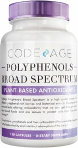 Codeage Protective Polyphenols Supplement to Defend Against Free Radicals