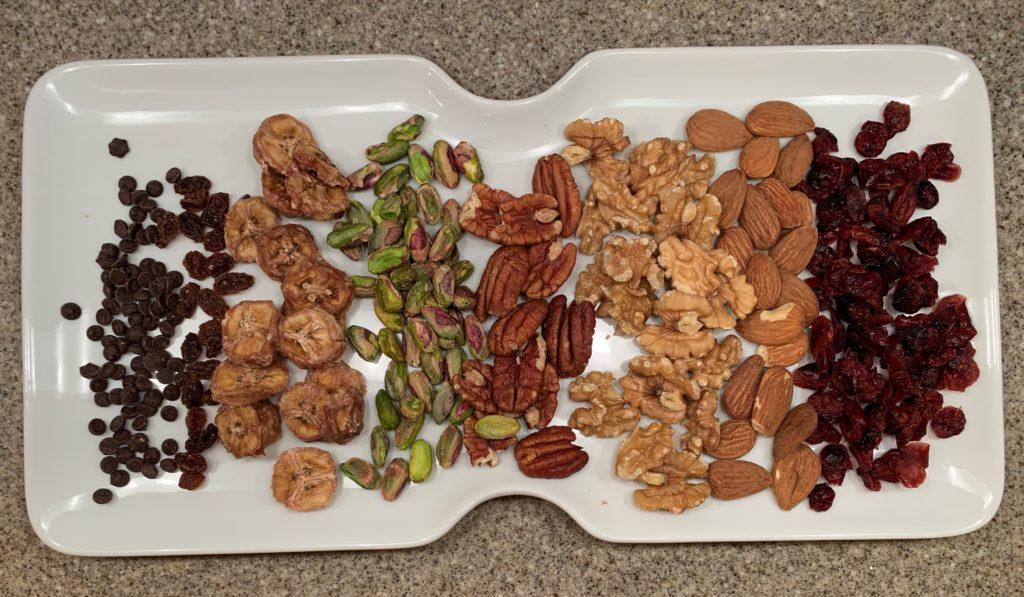 Easy and Tasty Antioxidant Trail Mix Recipe