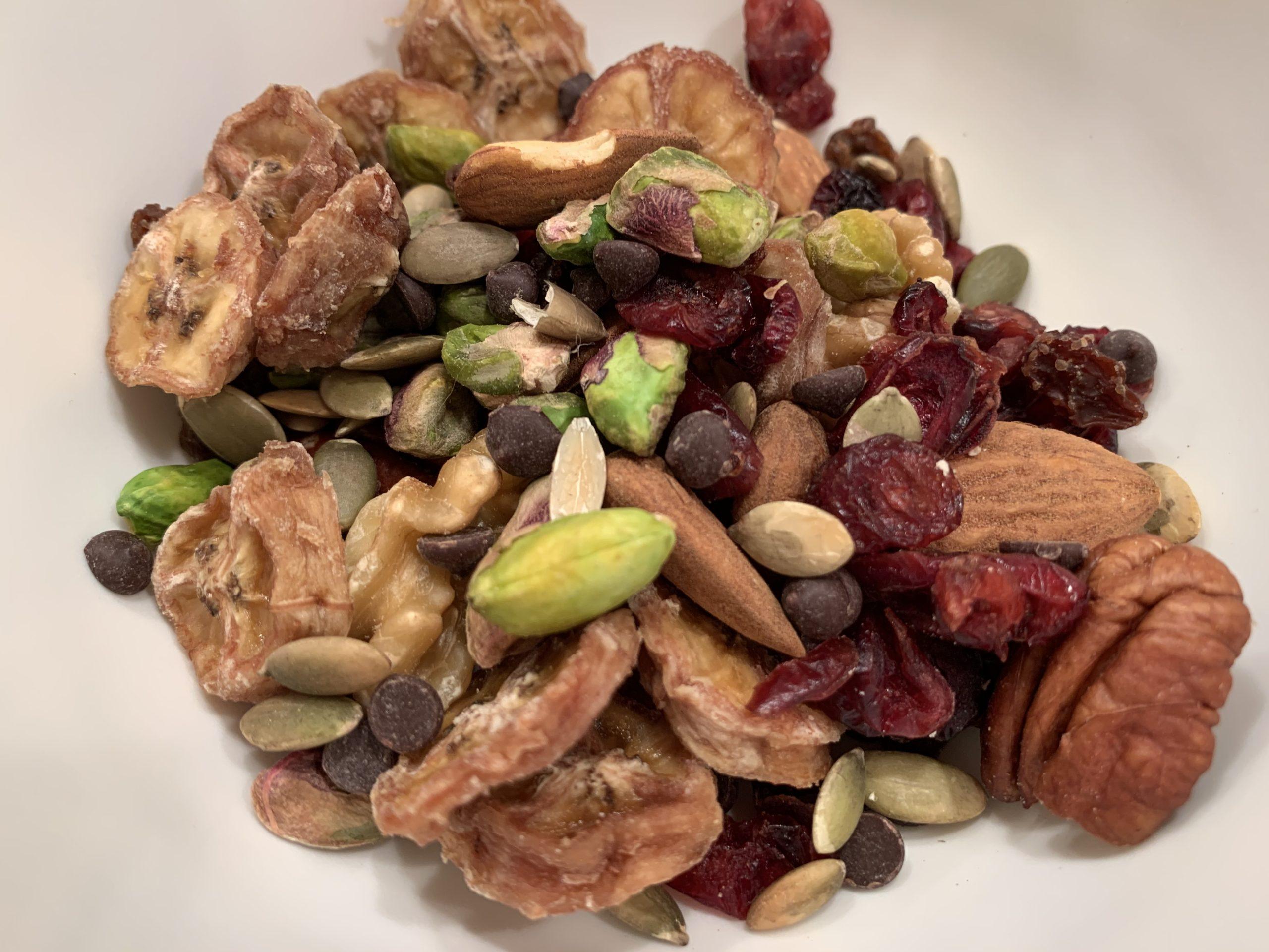 Easy and Tasty Antioxidant Trail Mix Recipe IMG_0647