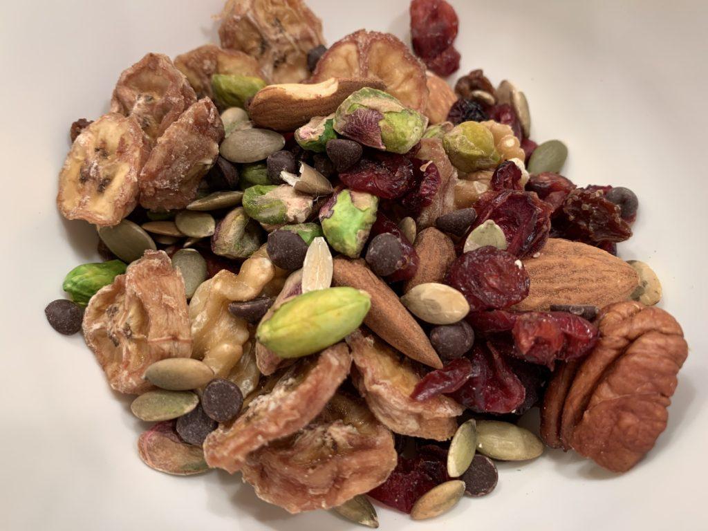 Easy and Tasty Antioxidant Trail Mix Recipe IMG_0648