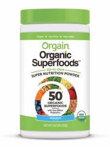 Orgain Organic Green Superfoods Powder, Original - Antioxidants