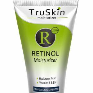 TruSkin RETINOL Cream MOISTURIZER for Face and Eye Area