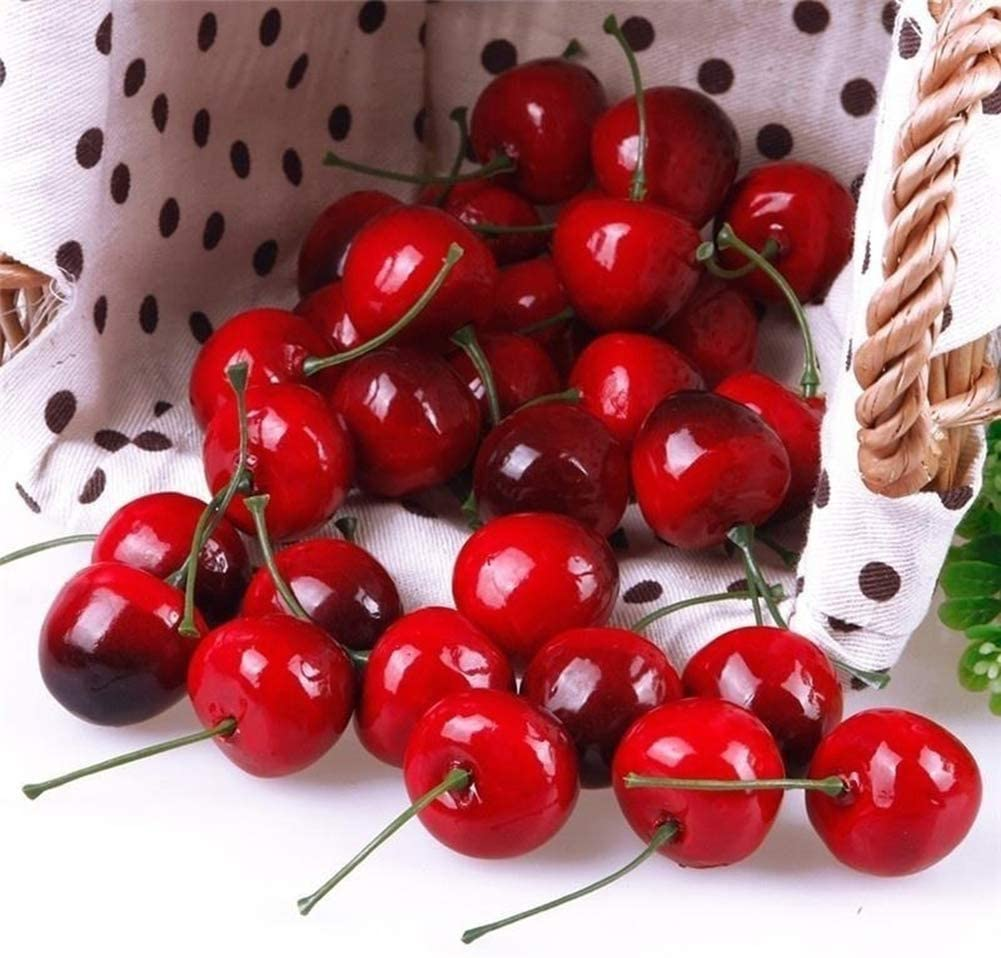 20Pcs Cherry Seeds Sweet Organic Non-GMO Edible Fruit Dwarf Bonsai Garden Decor - 20pcs Cherry Seeds 3