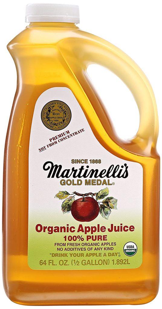 Martinellis Organic Apple Juice