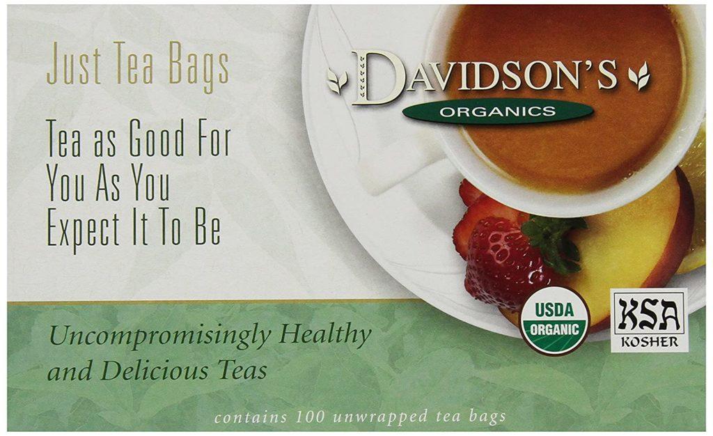 Davidson's Tea White Pomegranate