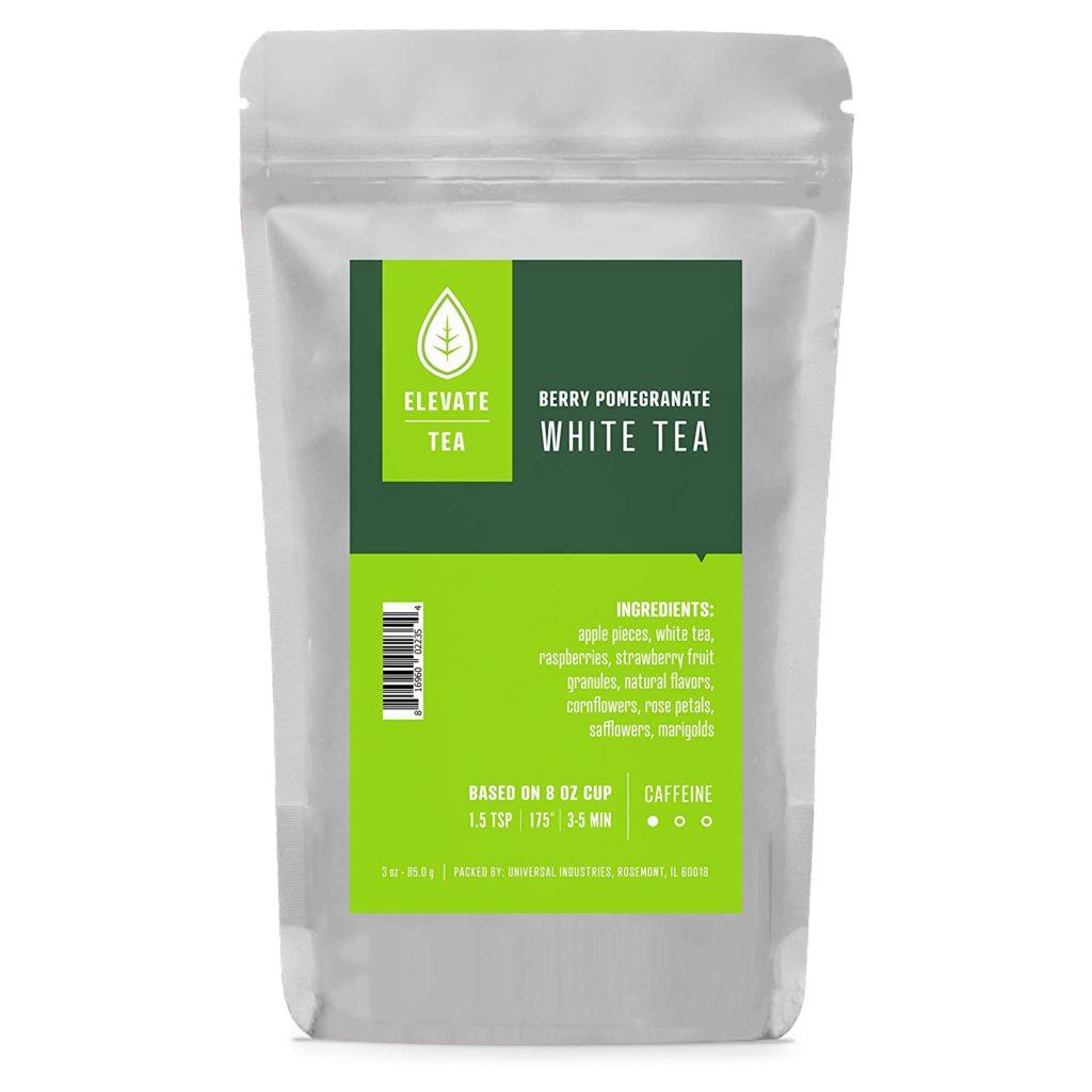 Elevate Tea BERRY POMEGRANATE WHITE TEA