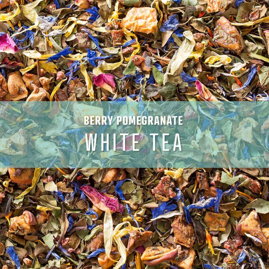 Elevate Tea BERRY POMEGRANATE WHITE TEA 3