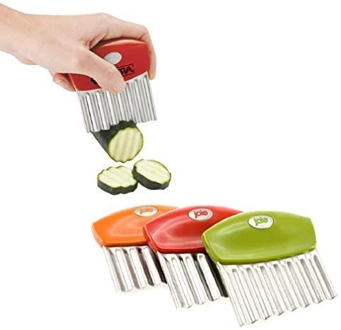 Joie Fruit And Vegetable Wavy Chopper Knife 2