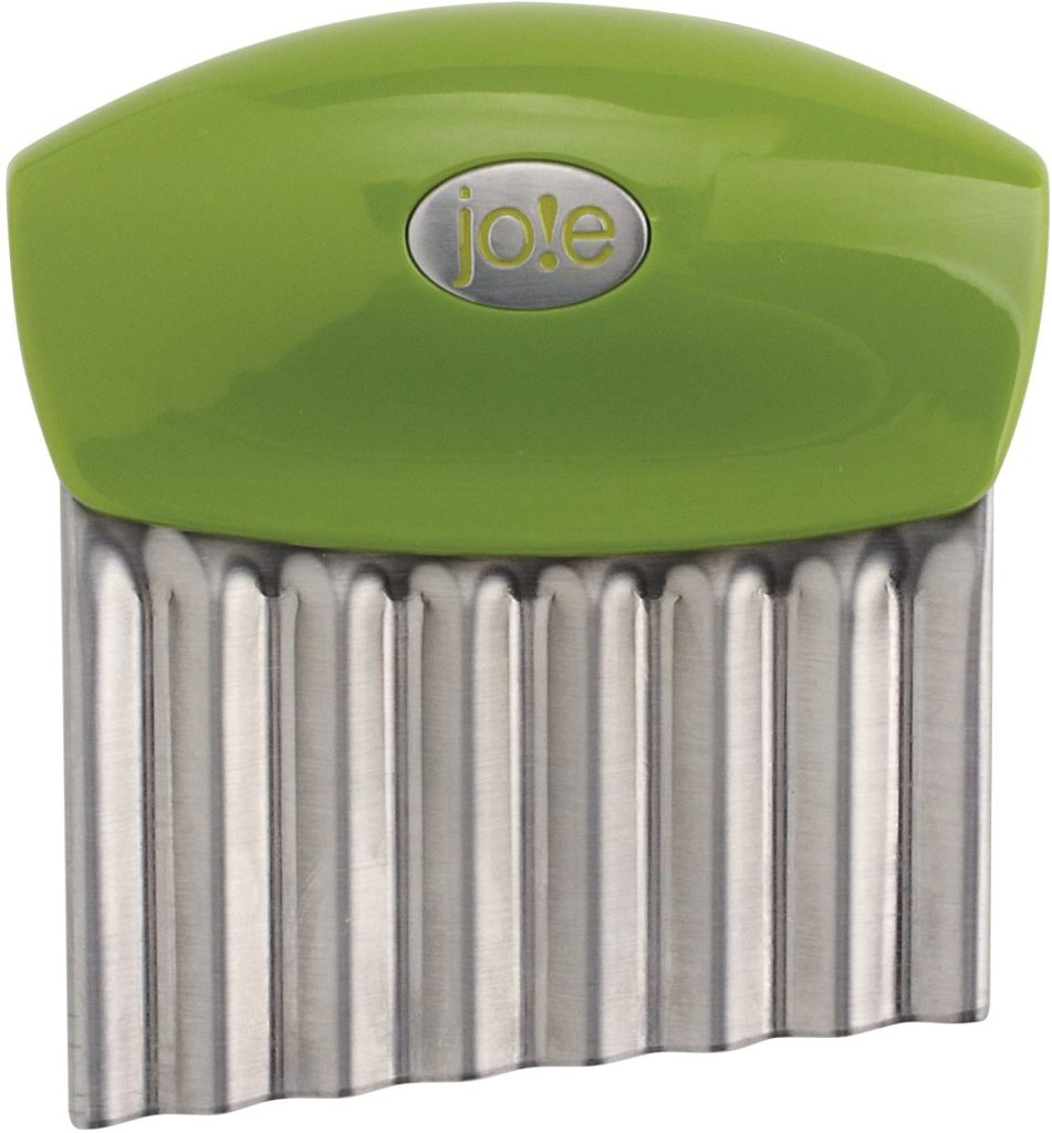 Joie Fruit And Vegetable Wavy Chopper Knife