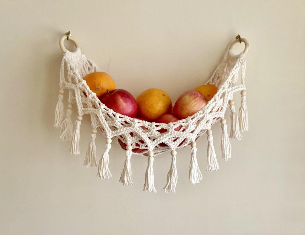 Make your own fruit hammock