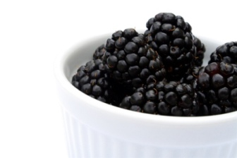 Blackberries by Alibubba